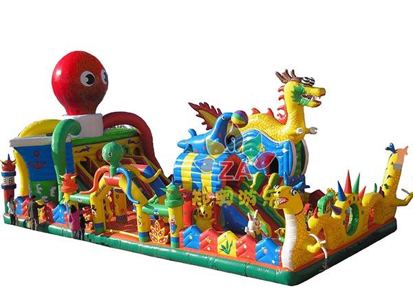 manbetx万博官网手机版玩具章鱼城堡