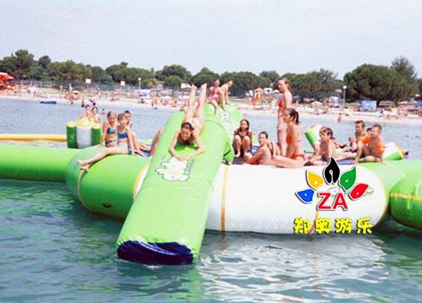 水上乐园组合玩具设备