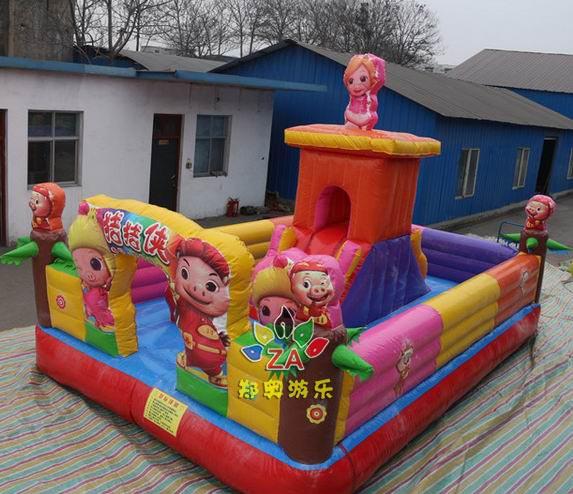 manbetx万博官网手机版城堡 猪猪侠乐园